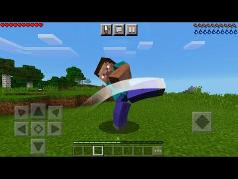 Smart Moving Mod Para Minecraft Pocket Edition - Mods For MCPE!