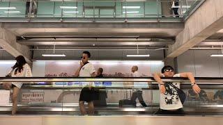 Lẩu băng truyền Thailand với Trấn Thành Hariwon Lê Giang Anh Đức Huỳnh Ân và Ali Hoàng Dương