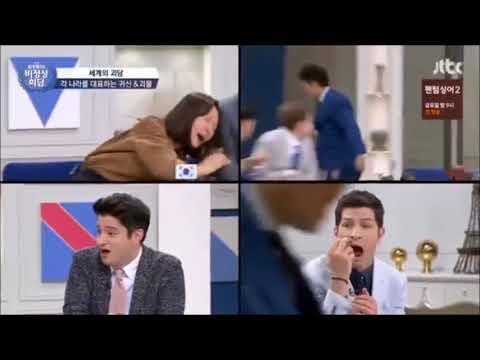 [Eng Sub] When a 'Hair' fall to Yoo Se-yoon (Abnormal Summit)