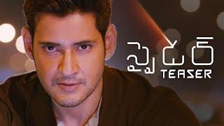 Telugutimes.net SPYDER Telugu Teaser