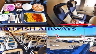 Boeing 777 BRITISH AIRWAYS ECONOMY|London to Bahrain to Doha