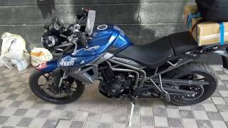 Triumph Tiger XR 800CC...Best Bike