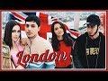 LONDON VLOG // Блоггеры на отдыхе // Приключения: Big Ben, London Eye, Harry Potter.