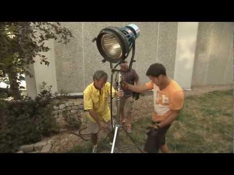 Making of 2012 University of Nebraska-Lincoln TV Spot