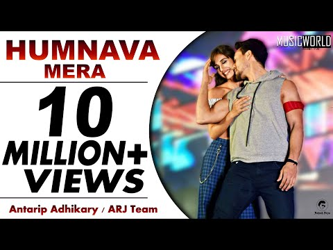Tu Humnava Mera -  Love Song | Tiger Shroff | Disha Patani | Antarip ft. Arnab | Video Song