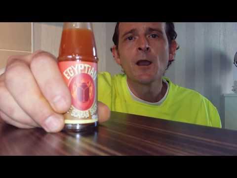 World Traveler Hot Sauce Review #1 Egyptian Fire Scarab