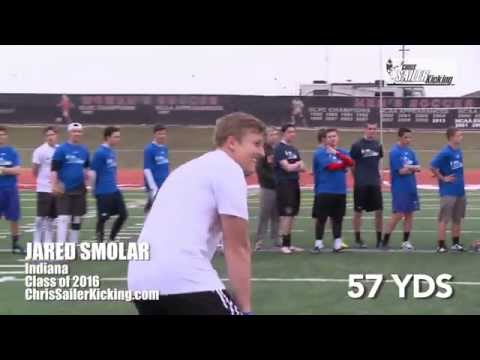 Jared Smolar - Kicker/Punter