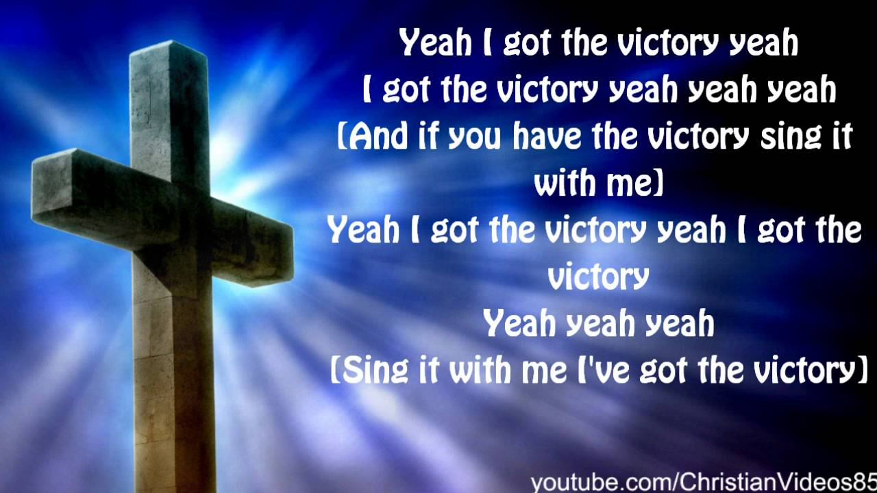 Christian song victory in jesus