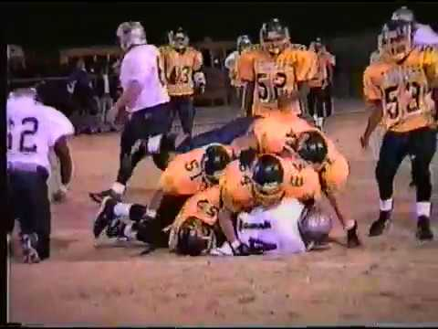 1999 El Paso Texas Eastwood High School Trooper Football