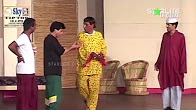 Tariq Teddy, Mastana and Sajan Abbas New Pakistani Stage Drama Full Comedy