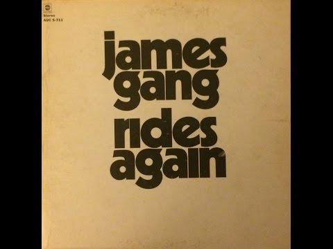 James Gang - RidesAgain (full album) (VINYL)