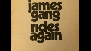 James Gang - RidesAgain (full album) (VINYL)