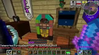 PopularMMOs Minecraft ~ END PORTAL CHALLENGE EPS9 25