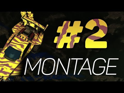 #2 'Cosmic' A Rocket League Montage | By Sky