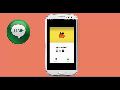 Line Group Link To Join 2017