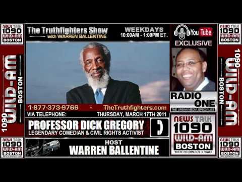Dick gregory warren ballentine