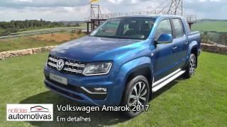 Nova Volkswagen Amarok 2017 - Detalhes - NoticiasAutomotivas.com.br
