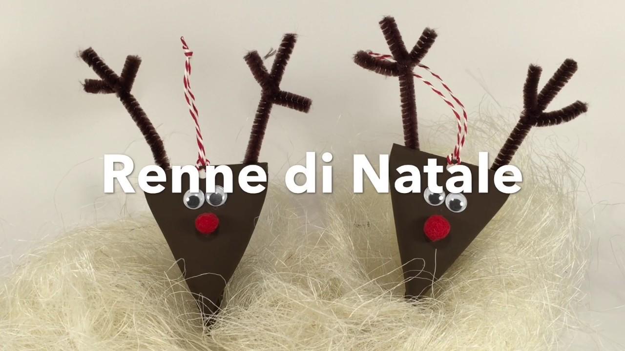 Idee Creative Per Natale renne di natale fai da te - idee creative per natale, addobbi di natale fai  da te