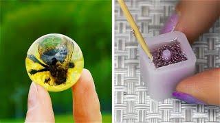 AMAZING DIY IDEAS FROM EPOXY RESIN
