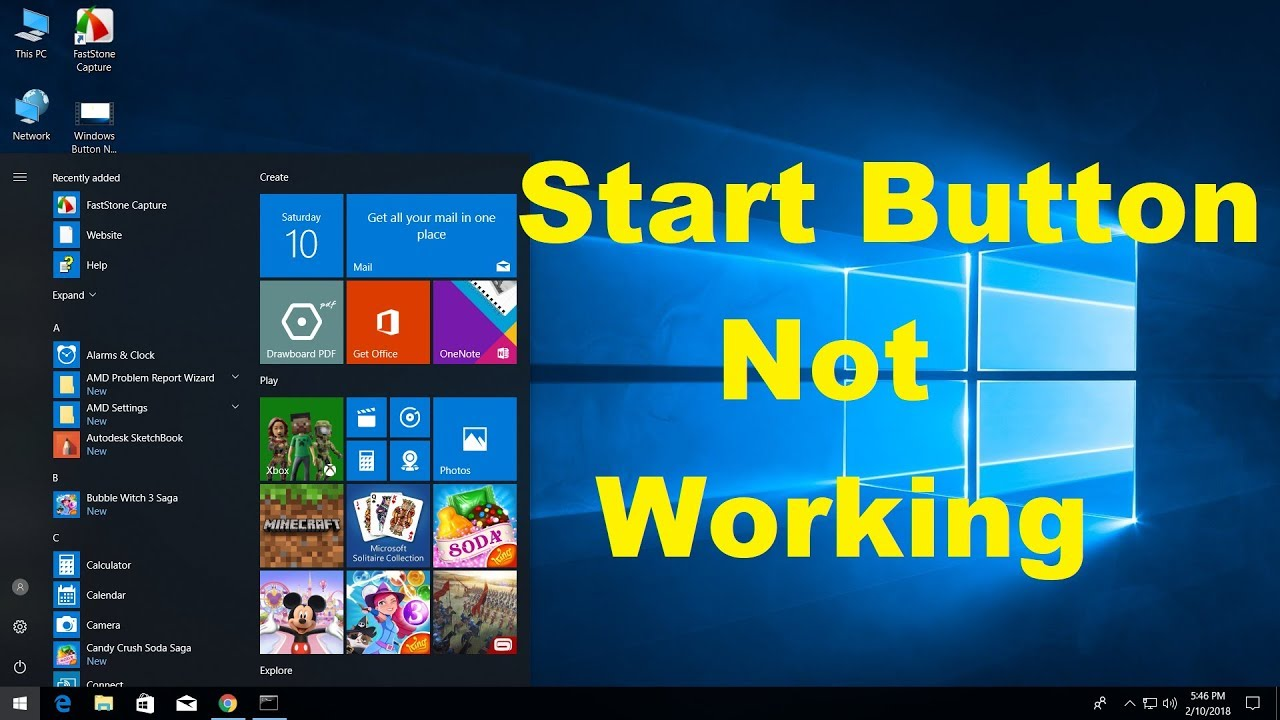 Finally Solved: Windows Button Not Working in Windows 10