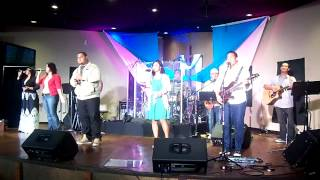 "NHLV Worship Team ""Your Presence Is Heaven To Me"" (Cover)  9-9-12.MP4"