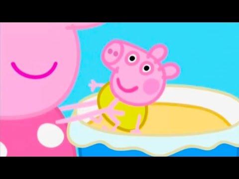 Игры Свинка Пеппа - играть онлайн