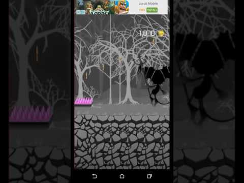 Demon Skull Monster!: Silhouette Girl #5