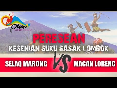Presean Terdahsat Tuselak Marong VS Macan Loreng 2017 (Lembar)