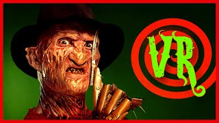 360 vr video freddy krueger