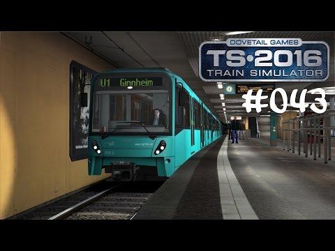TS 2016 #043 Zug kaputt! Fahrgäste kaputt! Schienen kaputt! ☆ Let