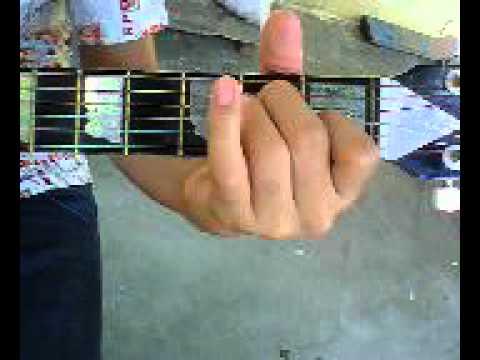 chord guitar ARMADA - bebaskan diriku by awan.avi