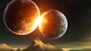 What if Earth And Mars Collided?