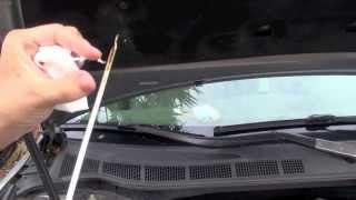 Các bước kiểm tra tình trạng xe ô tô trước khi đi xa