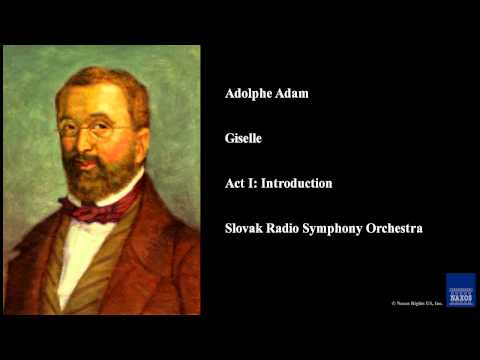 Adolphe Adam, Giselle, Act I: Introduction