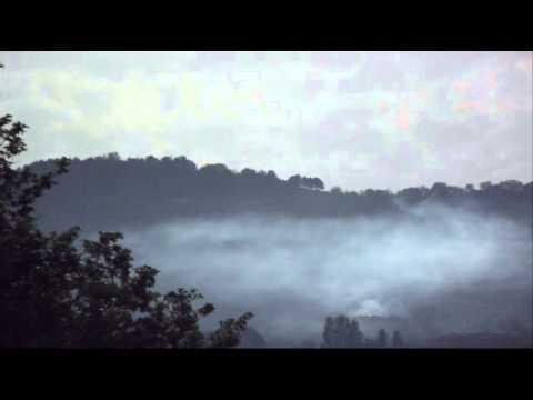 Vulcani Cantalice e flash point. Ufo butta ritardante.  22.10.2012  Peggio dei Talebani. CSF Rieti