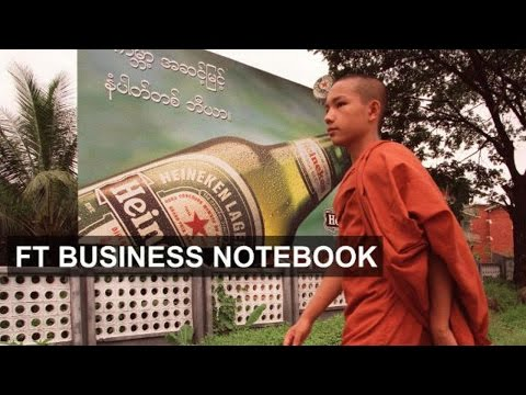 Competition brews in Myanmar's beer market | FT Business