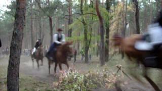 Hubertus2008 Niwka-przejazd przez przeszkody