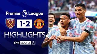 Lingard & Ronaldo hurt Hammers in DRAMATIC late win!
