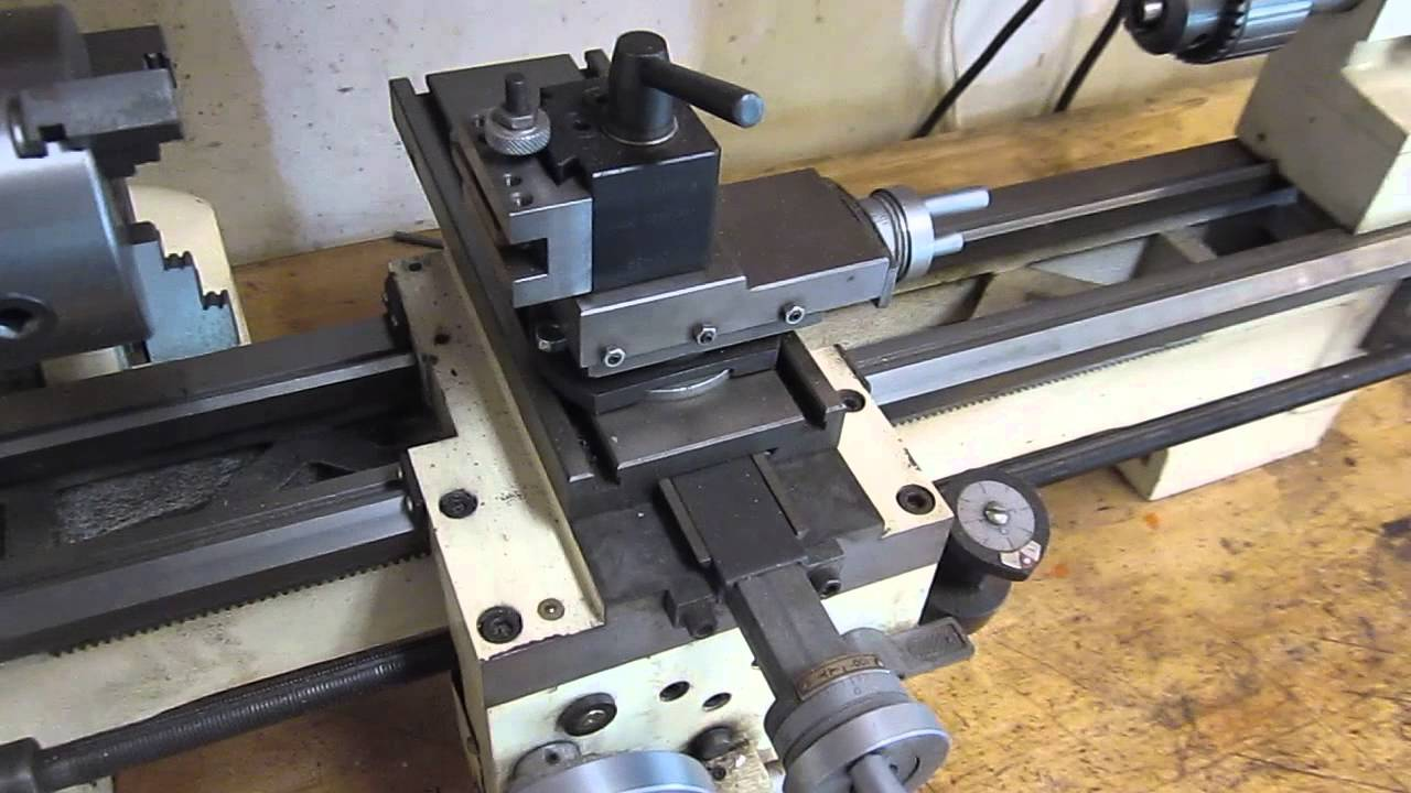 Jet Belt Drive Bench Lathe Youtube
