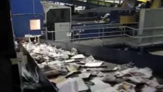 Sherbrooke OEM - Single Stream Recycling Facility
