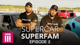 Pressure's On For The Supercar Family