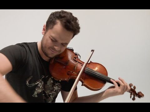 7 Nation Army for Violin in ONE TAKE   Loop + Beatbox Cover