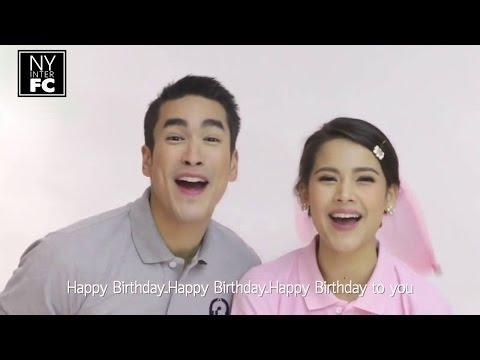 [Thai+EngSub] ♫ Nadech Yaya 'Happy Birthday' Channel 3 ♫ | Ch3 SoundOfficial เพลงละครช่อง 3 5/3/16