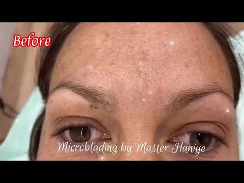 Browbar Haarlem (Master Haniye) - Lamination - Microblading  - Fluffy bushy Model Perfect Eybrow