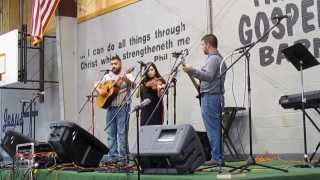God On The Mountain, Rocky Moses and Kentucky Mountain Trio