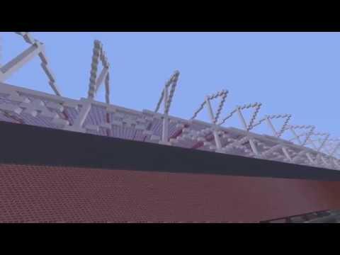 B3 Park (Custom Minecraft Stadium)