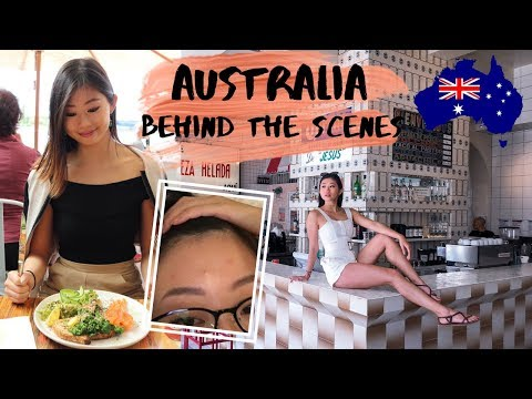 AUSTRALIA VLOG: The Truth Behind Filming A Travel TV Show!! (in Melbourne + Canberra) ◆ Emi ◆