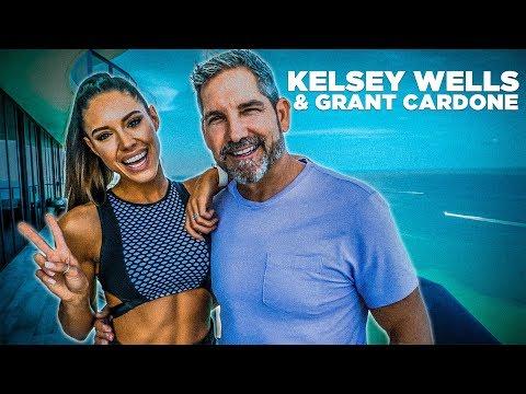 Kelsey Wells Talks Fitness, Relationships, and Entrepreneurship with Grant Cardone
