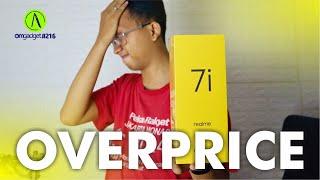 Lagi Lagi realme OVERPRICE!   Unboxing Realme 7i & Kesan pertamanya