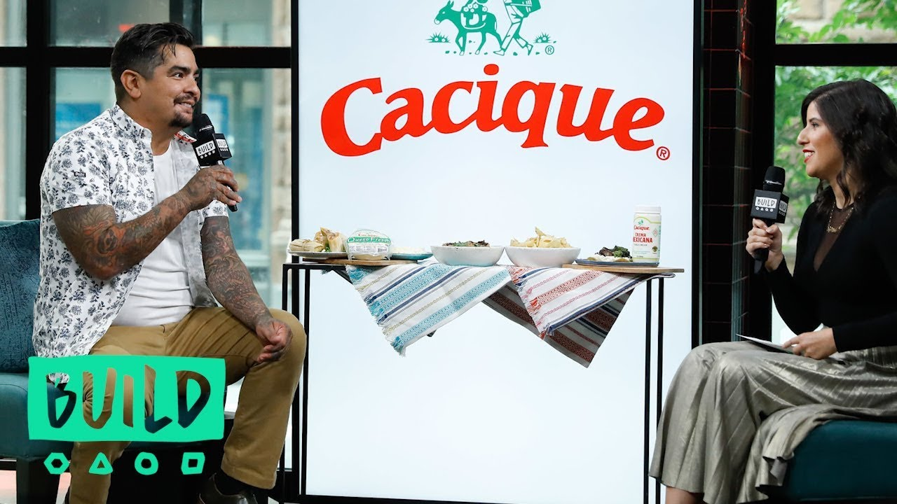 In Honor Of Hispanic Heritage Month, Aarón Sánchez Proudly Partners Up With Cacique